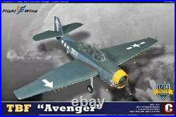 1/18 TBM / TBF-1 Torpedo Bomber Avenger Best Price Rare ALL NEW + original box