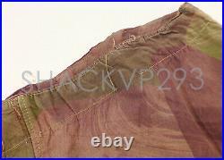 British Windproof Camouflage Brush Stroke Pants Trousers SAS WWII RARE 1944