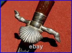 Eickhorn Miniature National Hunting Cutlass Forestry Dagger Pre-WWII Rare