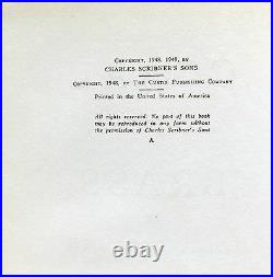 General Holland'Howlin Mad' Smith WW II Marine Commander Signed Book''Rare'