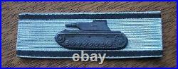 German Arm Shield Tank destroyer WW2 Original rare