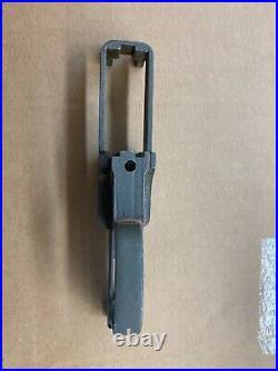 IBM M1 Carbine Trigger Housing WW2 Original USGI Rifle Part BE-B RARE MANF