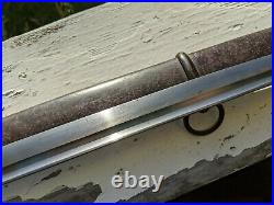 Japanese NCO Army Sword Type 32 Dated Taisho 1 WWI/WWII Rare matching numbers