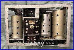 Japanese WWII Military Radio Type 94-5 Very Rare