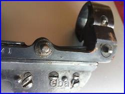 Kahles WW2 German Sniper scope mount vintage rare