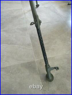 Original British WW2 303 Bren Gun LMG Tripod by Australia General Electric RARE