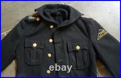 Original German WW 2 Black Tunic for Boys rare
