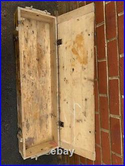 Original RARE WW2 German Army Panzerfaust Box