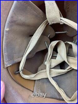 Original WW2 Japanese Naval Helmet RARE IJA Bonzai