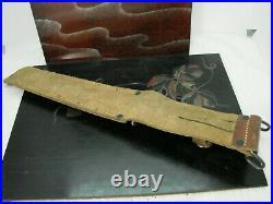 Original WW2 USMC Raider Stiletto Fighting Knife by Camillus with Sheath RARE