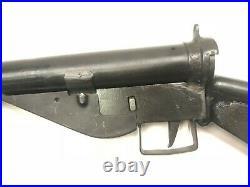 Polish Radom Sten Gun WWII Rare Original Non-Firing Replica