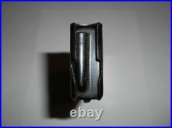 RARE/100% MINT COND WW2 Era SEY Mfg. M1 Carbine Hardback 10 Round Magazine