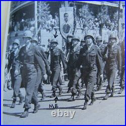 RARE Original 1945 Printing WWII 99th Infantry Battalion Norway Unit History