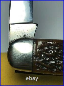 RARE VINTAGE PRE WW2 REMINGTON BULLET USA R-4353 POCKET KNIFE GOOD HANDLES 1920s
