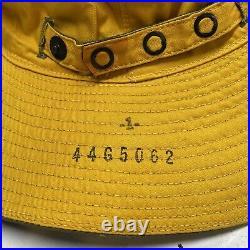 RARE WW2 USAAF C-1 Survival Reversible Sun Bucket Hat 44G5062
