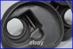 RARE WWII German Kriegsmarine Zeiss 7x50 U-Boat Binoculars Armour Parts ORIGINAL