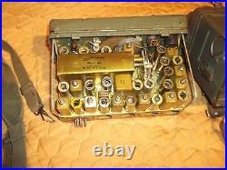 Radio receiver and transmitter BC-1000 original WW2 item RARE