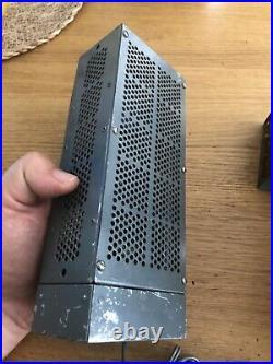 Rare Original British Spy Radio MCR1 Ww2