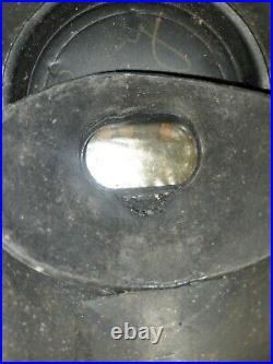 Rare Original WWII US Navy Optical Gas Mask