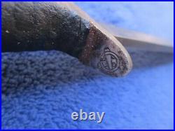 Rare Original Ww2 M3 Fighting Knife Rcc Blade Marked Dagger And Lf&c 1943 Sheath
