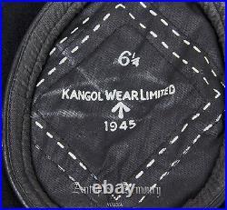 Rare WW2 Original 1945 Royal Marine Commandos Beret & Badge (Kangol)