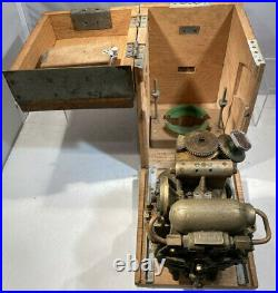 Rare World War II Military Imperial Japanese Navy Torpedo Gyroscope Circa 1940s
