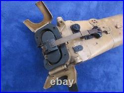 Rare Ww2 Original German Military 12x60 Flak Binoculars Tank Dienstglas