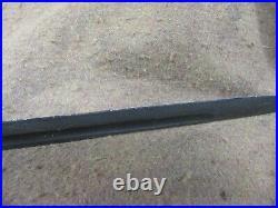 SUPER RAREUS WWII 16 M1905 Bayonet, WT, 1943, Wilde Forge&Tool, MK1 ScbrdNICE