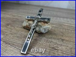 Very Rare WWII WW2 German Wehrmacht Pectoral Cross of Field Chaplain