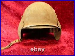 Vintage Original USAAF WWII Bomber Crew M3 Flak Helmet c. 1942-43 -RARE