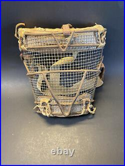 Vintage RARE WW2 Special Services US Army Issued Baseball Catchers Mask