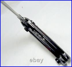 WW2 Folding Knife M1938 Italian Carcano Bayonet Scabbard Rare Pugnale Baionetta