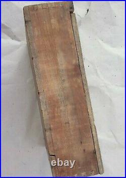 WW2 German M 24 wood box RARE