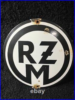WW2 German RZM SignEliteOriginal/ SaltyHard to Find SignRARE