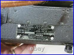 WW2 Rare Navy GSAP Aircraft Gun Camera Lot with many Kodak Extras 2 Cameras