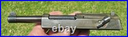 WWII P. 38 by MAUSER WaA135 byf 44 DUAL TONE Slide, Barrel with Locking Block-RARE