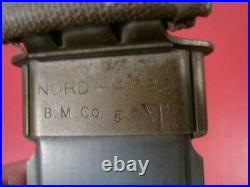 WWII US Navy USN Mark Mk 1 Fighting Knife PAL Mark 1 withUSN Mk1 Scabbard RARE