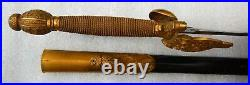 WWII Very Fine & Very Rare early variant Japanese Diplomat's Short Sword