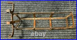 WWII Vickers Machine Gun Steel Ammo Box Carrier Basket ORIGINAL EXTREMELY RARE
