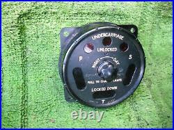Ww2 raf hawker typhoon undercarrige indicator original rare item now