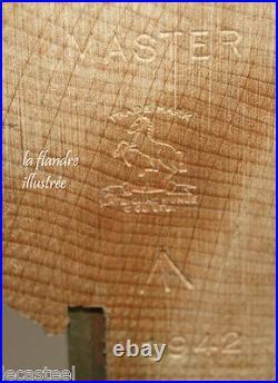Ww2 rare rabot anglais daté 1942 salmen master outils anciens